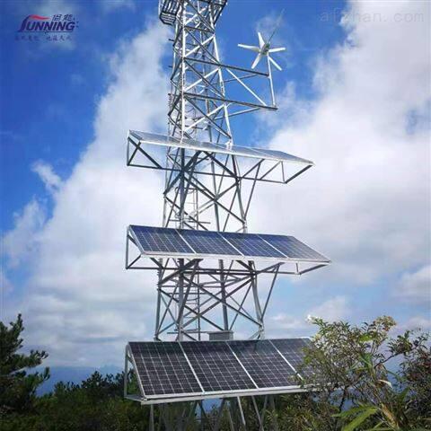 广州尚能风光互补太阳能发电系统