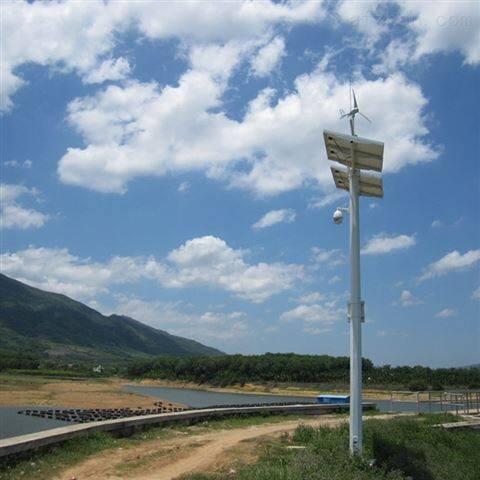 广州尚能太阳能风光互补供电系统发电设备