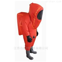 A级重型防化服,气密性一级化学防护服