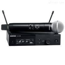 Shure 舒尔手持无线话筒 新款数字无线麦克