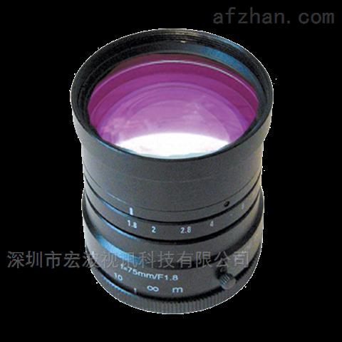版面3/4英寸红外电动镜头15-75mm 特种镜头