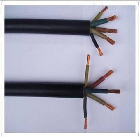 YZW-300/500v4*2.5中型橡套软电缆价格