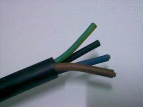 矿用轻型橡套电缆MYQ-0.3/0.5kv 5*2.5