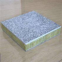 巖棉外墻保溫裝飾一體板廠家直銷陽泉