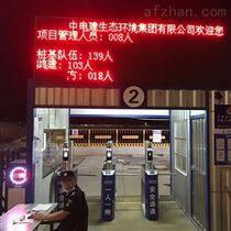 深圳实名制和分账管理平台 人脸考勤闸机
