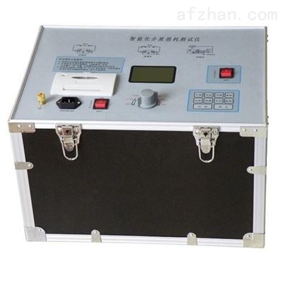 *抗干扰介质损耗测试仪
