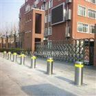 學校全自動液壓升降防撞路樁