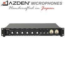 AZDEN 阿兹丹六通道机架式调音台