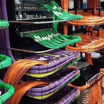 上海办公室机房建设维修布线整理监控安装