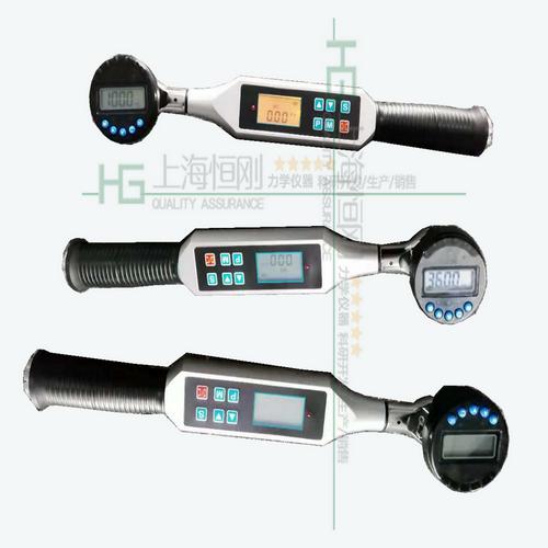 微型数显扭矩扳手   可换角度仪