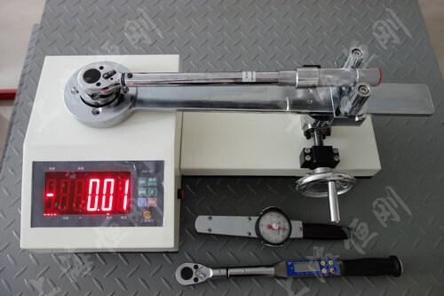 指针扭力扳手校验仪