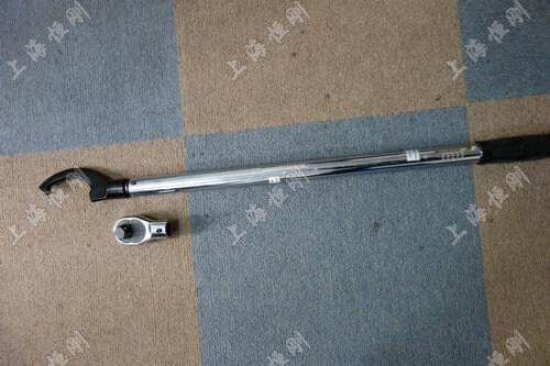 钢结构预置公斤扳手图片(可配勾型头