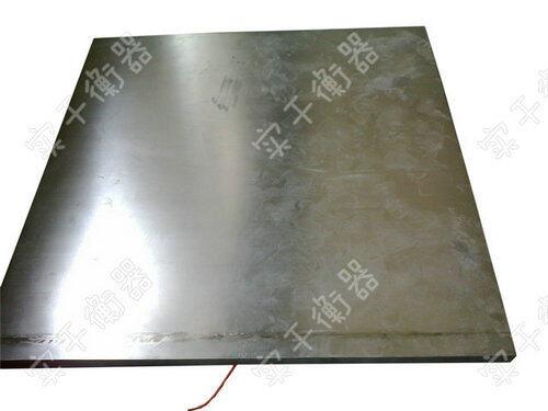 不锈钢电子地秤