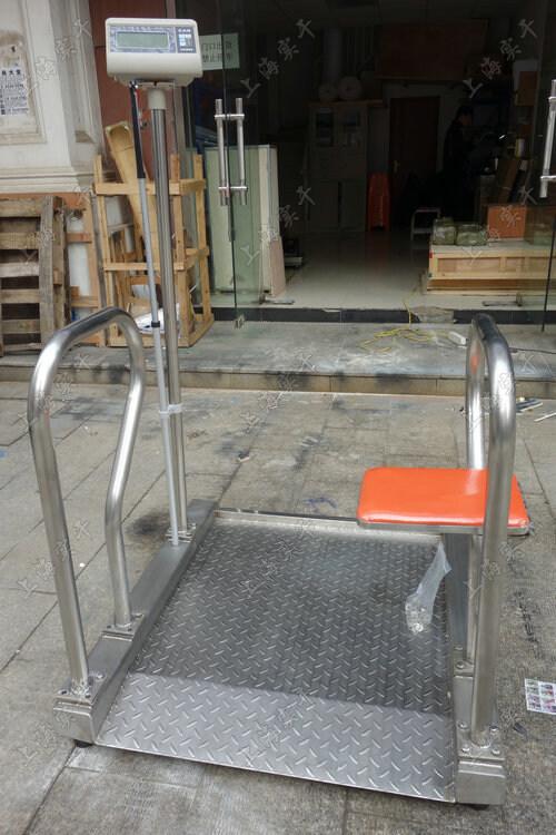 透析病人轮椅秤
