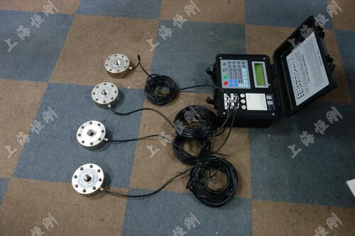 多通道手持式推拉力测力计图片