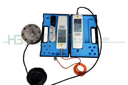 轮辐式外接传感器推拉力计    轮辐式测力传感器