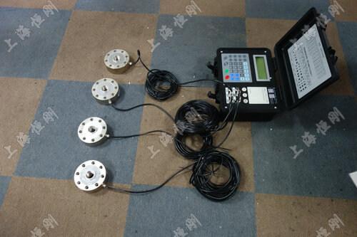 多通道电子测力仪图片