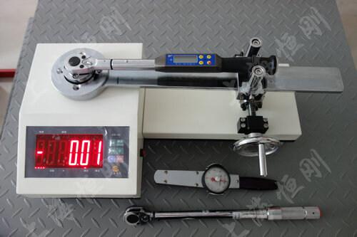 触摸屏扭力扳手测试仪图片