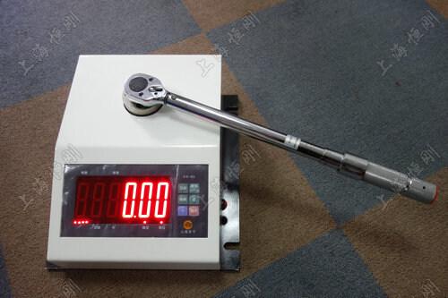 便携式触摸屏扭力扳手测试仪