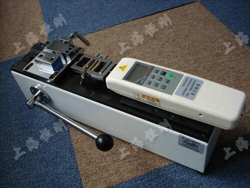 汽车端子拉力测试机图片