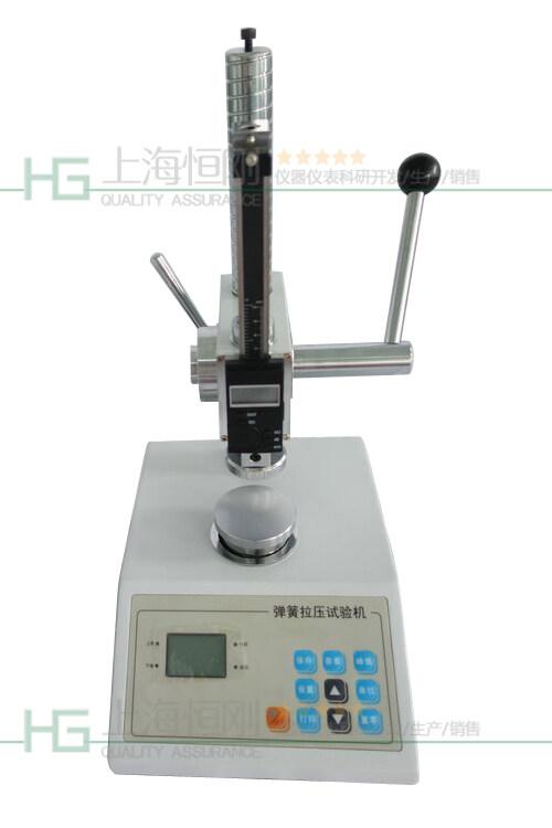 手动弹簧拉压测量仪图片
