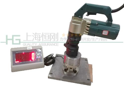 螺栓拧紧力矩测试装置