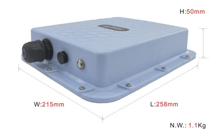 ST5816H无线传输设备尺寸