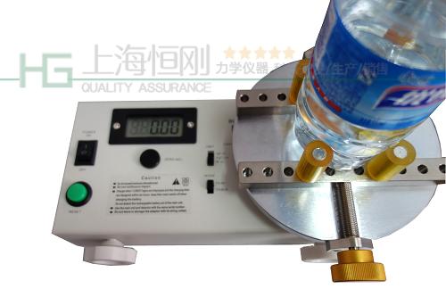 口服液糖浆瓶盖扭矩测试仪