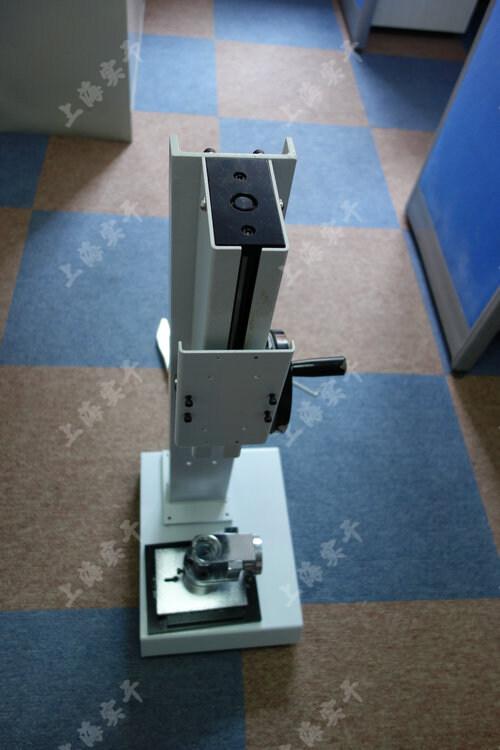 手動立式側搖測試臺圖片