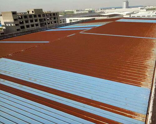 彩钢瓦厂房翻新