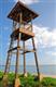 海滩救生塔 景区救援塔